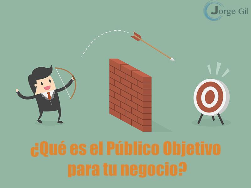 Imagen destacada para articulo Que es el público objetivo o target group en marketing