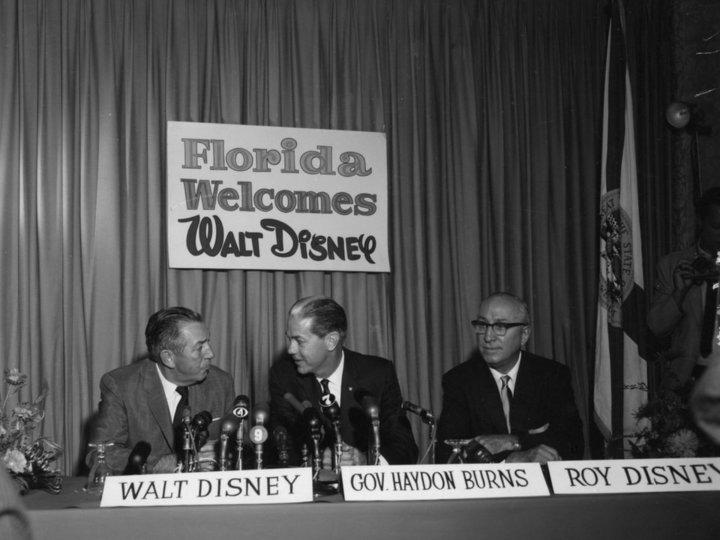 Biografia de Walt Disney resumida 20