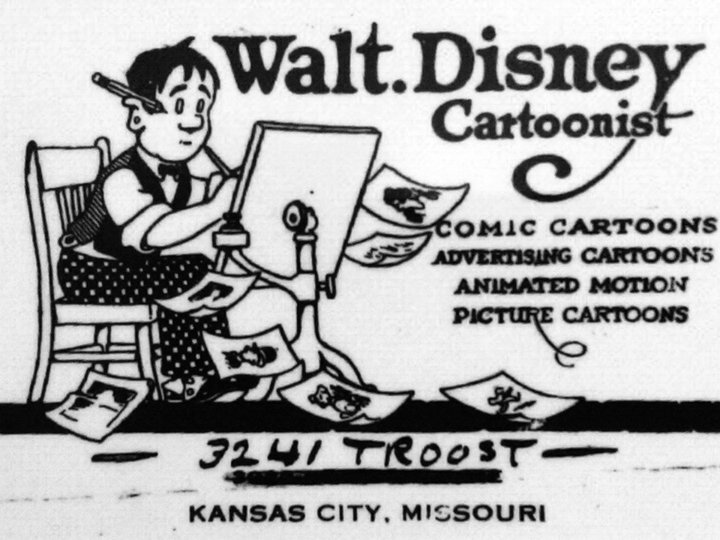 Biografia de Walt Disney resumida 7