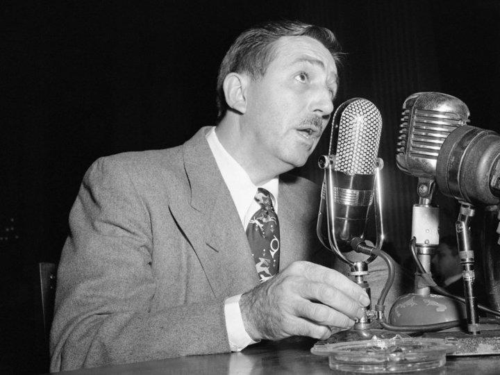 Discurso Biografia de Walt Disney resumida 12