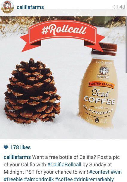 Estrategias de Marketing Digital para Instagram - concurso fotos