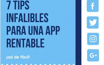 [Álbum] 7 Requisitos Indispensables para Crear Apps Rentables