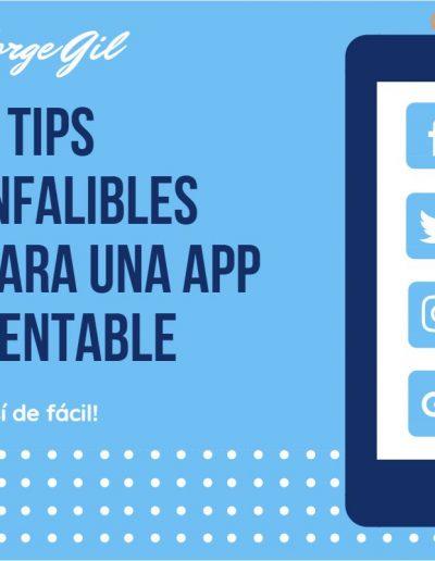 7 Tips Infalibles para una App Rentable