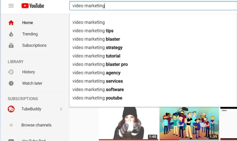 estrategias de marketing para youtube