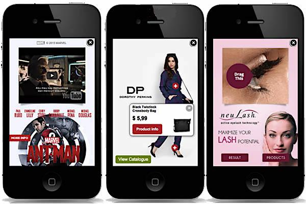publicidad en apps